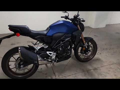 2019 Honda Powersports CB300R