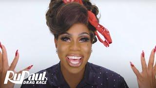 Monét X Changes Entrance Look | Makeup Tutorial 💄 | RuPauls Drag Race Season 10