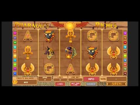 [Wii U] - Slots – Pharaoh's Riches thumbnail