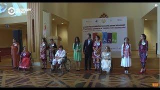 Конкурс красоты для девушек-инвалидов