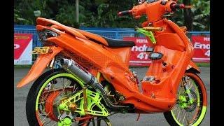 Video 20 Modif Motor Yamaha Mio Model Drag Terbaik Modifmotormm