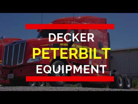 Inside a Truck   Inside Look into a Truckers Cab & Sleeper   Trucking Equipment