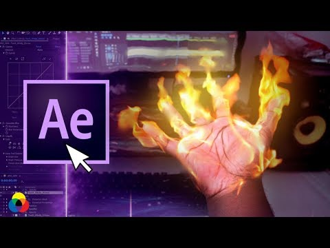 after effects basics vfx tutorial by black mixture