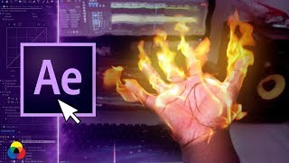 AFTER EFFECTS BASICS VFX TUTORIAL