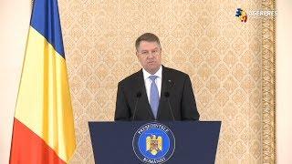 Iohannis: România susține creșterea rolului NATO în combaterea terorismului