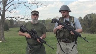 Gun Gripes Episode 17 AK47 VS AR15 Part 2