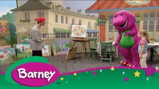 Barney's Around the World Adventure ✈️Part 3 (Full Episode)