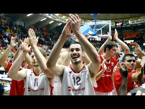 Nightly Notable: Crvena Zvezda makes history!