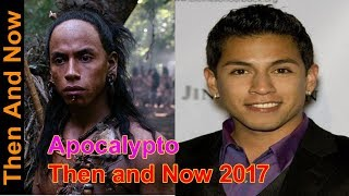 Gambar cover Apocalypto Then and Now 2018