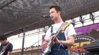 Wallows   Live At The KROQ Coachella House (1080p 60fps)
