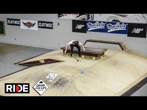Grind for Life Series at Fort Lauderdale, Florida Presented by Marinela