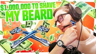Bjergsen - $1,000,000 TO SHAVE MY BEARD?!
