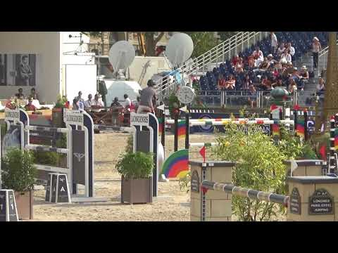 Victory for the Montreal Diamonds at the Global Champions League of CSI5* PARIS