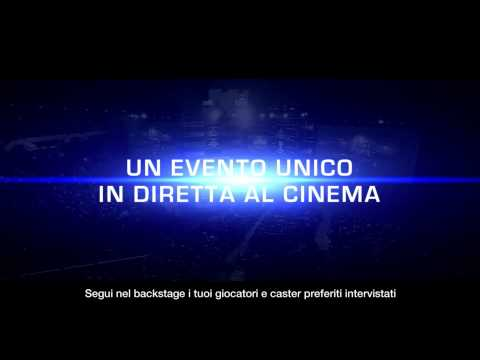 eSports | Il gaming in diretta al cinema il 23 agosto 2015 - COUNTER STRIKE GLOBAL OFFENSIVE