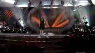 Jordin Sparks This is my Now on American Idol Finals