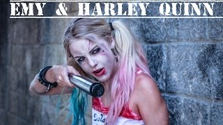 Emy & Harley Quinn