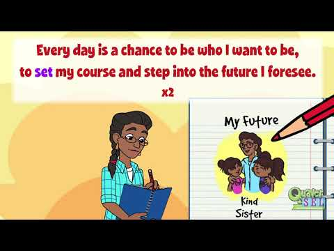 QuaverSEL Song of the Month: Set My Course - YouTube