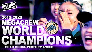 A-Team - Philippines (MegaCrew Gold Medalist) at the 2014 HHI World Finals