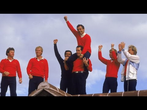 Ryder Cup 1985 – The Belfry