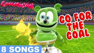 GO FOR THE GOAL Gummy Bear Song Extravaganza Gummibär Osito Gominola Ursinho Gummy
