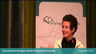 Toppmøte 2014 – Anne Kristine Bergem