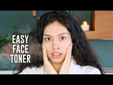 Moisturizing facial mask na may mga langis