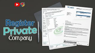 Learn How To Register A Company From R175 | South Africa Private Company