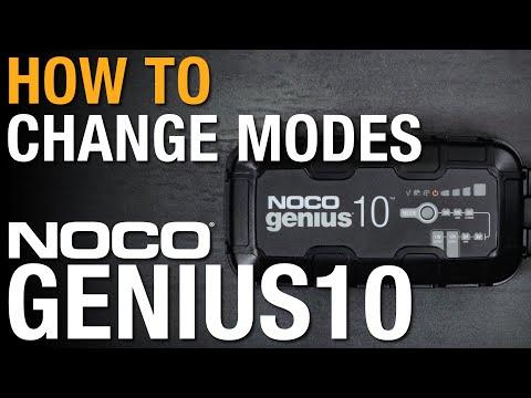 NoCo Genius 10 Cargador / Mantenedor Batería 10 Amp