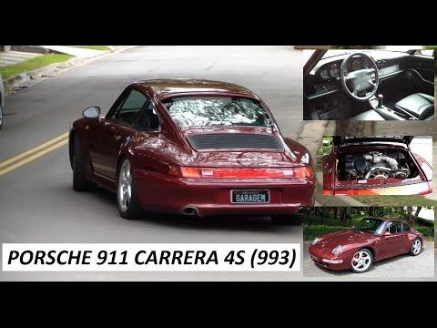 Garagem do Bellote TV: Porsche 911 Carrera 4S (993)