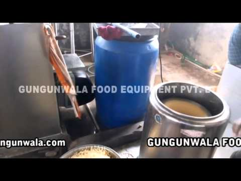 Rectangular Fryer with Inbuilt Heat Exchanger