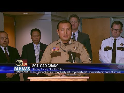 3 HMONG NEWS: Ramsey County Sheriff's Office donates bullet proof vests to Thai Police.