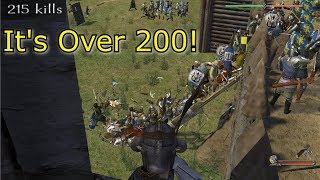 M&B Prophesy of Pendor E25 - It's Over 200!
