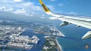 SPIRIT I Flight NK174 Taking-Off at  Fort Lauderdale
