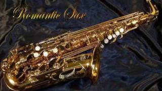 Romantic Sax - When A Man Loves A Woman