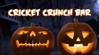HALLOWEEN SCREAM: THE CRICKET CRUNCH BAR