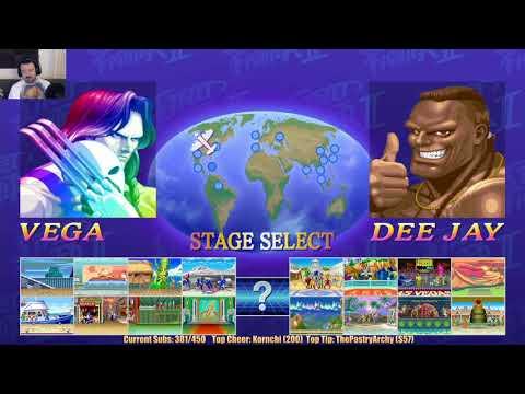 Ultra Street Fighter Ii The Final Challengers Walkthrough The