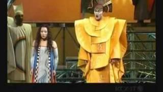 Mozart - Die Zaberflöte /The Magic Flute - Finale I.Act: Herr, ich bin zwar Verbrecherin