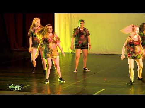 Dancehall Addiction | DO U SPEAK DANCE Showcase 2017 by Total Dance Center