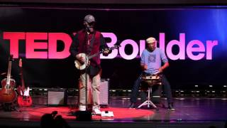 The Banjo Cut Four Ways | Otis Taylor | TEDxBoulder