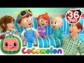 Laughing Baby with Family More Nursery Rhymes Kids Songs CoCoMelon
