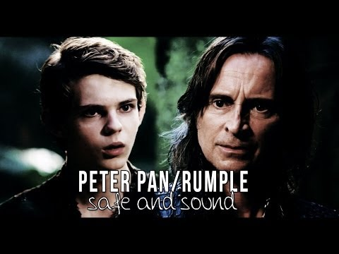 [ouat] Peter Pan/Rumple » Safe and Sound