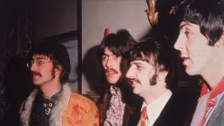 The Beatles   a shot of rhythm and blues   Ensayos 1969