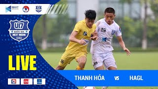 Trực tiếp | Thanh Hóa - HAGL | VCK giải bóng đá VĐ U17 Quốc gia - Next Media 2020 | HAGL Media