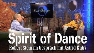 Spirit of Dance – Astrid Kuby bei SteinZeit