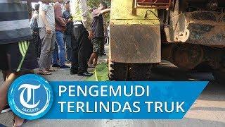 Pengendara Sepeda Motor Tewas Terlindas Truk Tanah di Pondok Aren, Begini Kronologinya