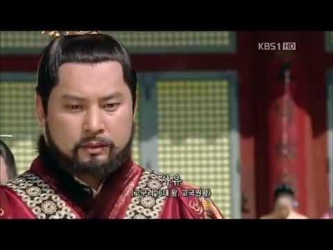 King Geunchogo - General Gochisu's Funeral