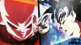 【AMV】DRAGON BALL SUPER - GOKU VS. JIREN [ 55 ESCAPE - FOREVER ]