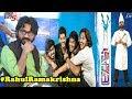 Actor Rahul Ramakrishna Exclusive Interview On Husharu Movie