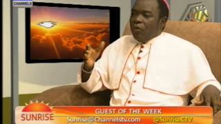 Corruption Is The Only Thing That Works — Bishop Kukah