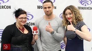 WonderCon 2015 - Interview avec Évelyne et Dylan